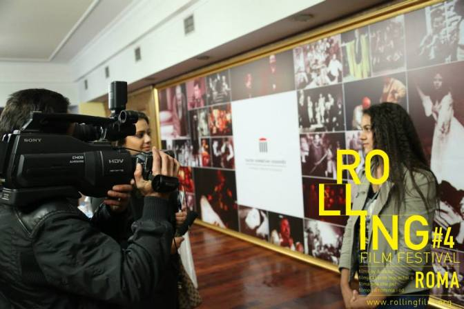Opening of Rolling Film Fest
