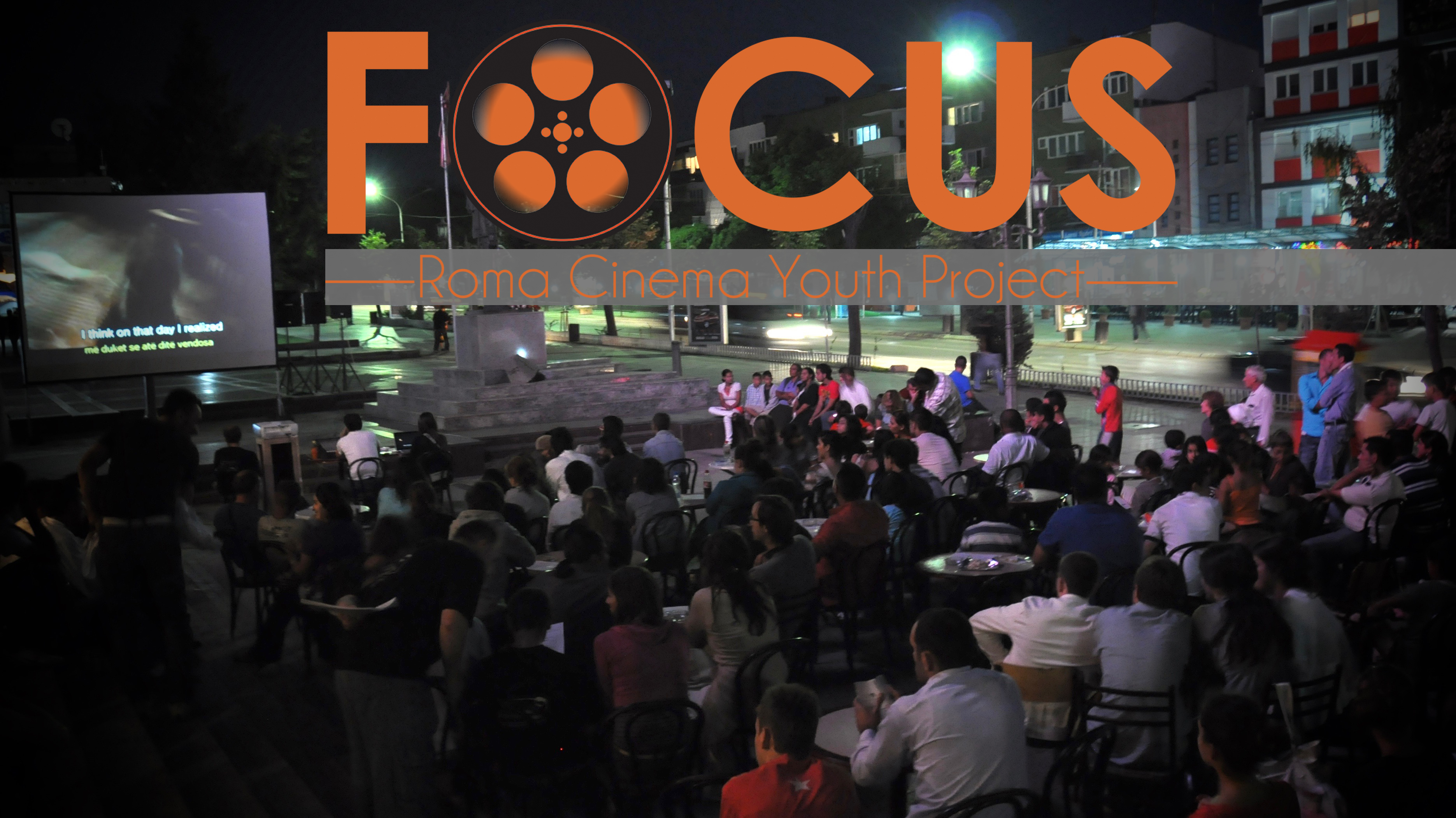 FOCUS – Roma Cinema Youth Project 2016-2018